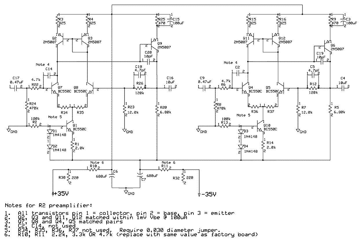 Power Supply Voltage Dropping Resistor S Value As Shown Below